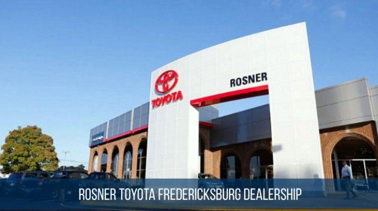 Rosner Toyota Fredericksbur
