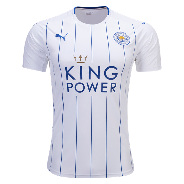 Leicester City 16 17 Third Soccer Jersey What The Foxes Will Wear During Their Champions League Debut The New Third Jersey Is Inspired By The Popul Bundesliga