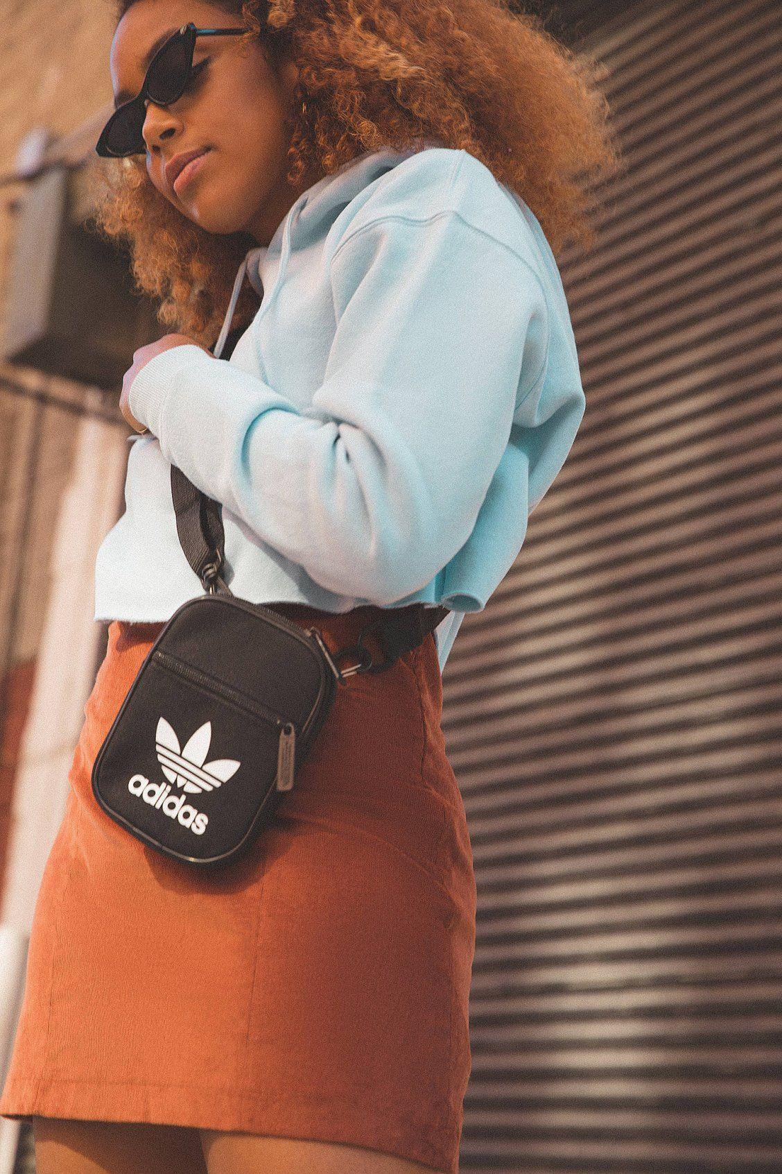 adidas Originals Trefoil Festival Crossbody Bag in 2018 ... 33465540d3f