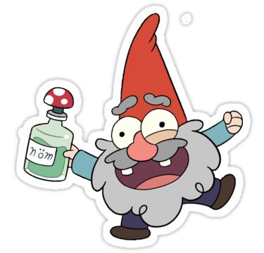 Shmebulock Sticker Sticker By Henryspear In 2021 Autumn Stickers Cartoon Stickers Cute Stickers