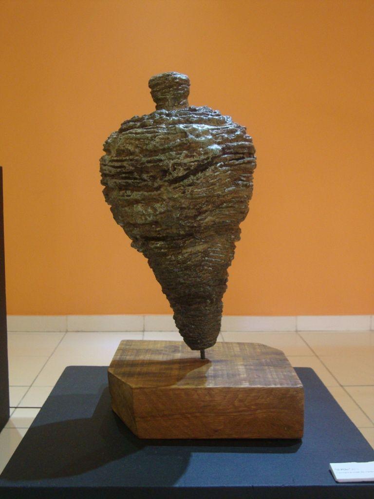 O escultor Marcelo Gomes exerce o ofício de sapateiro e teve seu talento descoberto por uma cliente, repórter de uma emissora de televisão, que se encantou com as esculturas que ambientavam a oficina. Ele utiliza materiais encontrados nas ruas e em ferros velhos para confeccionar suas obras