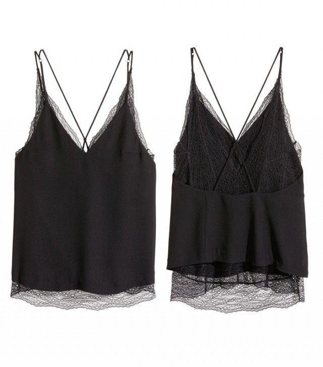 Shop 14 Of This Week S Best New Arrivals Lace Camisole Top Clothes Top Outfits