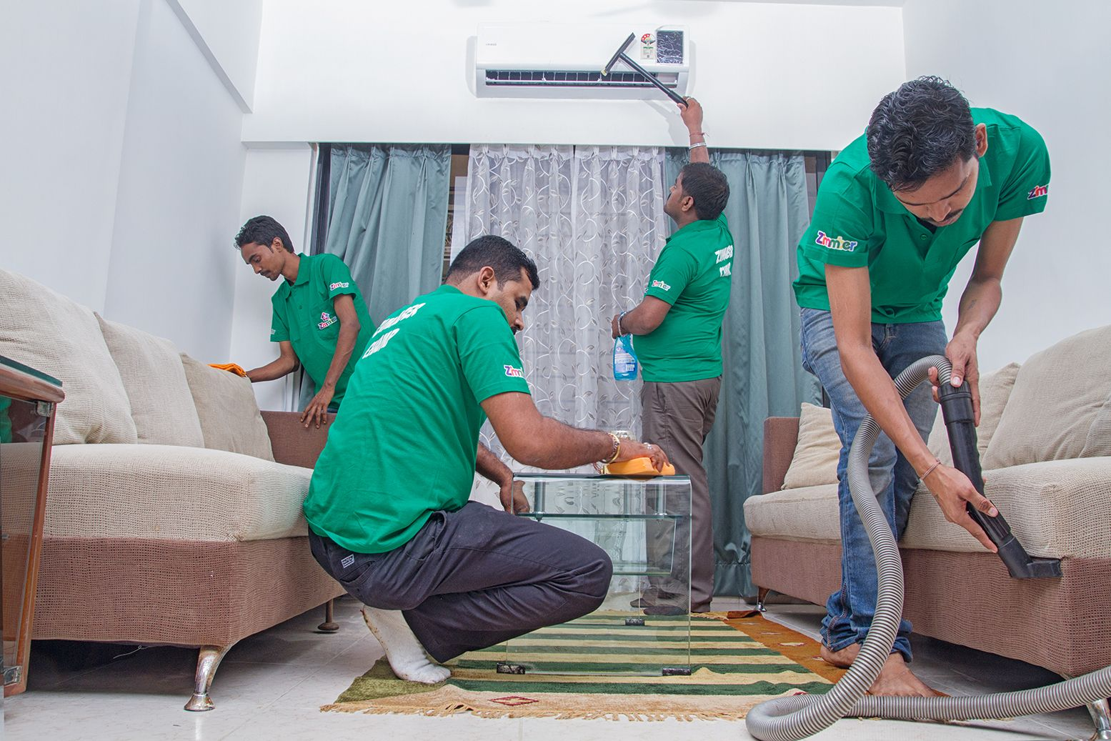 JVR Clean move is most developing cleaning services provider ...