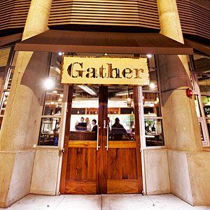 Gather Restaurant In The Hood California Restaurants