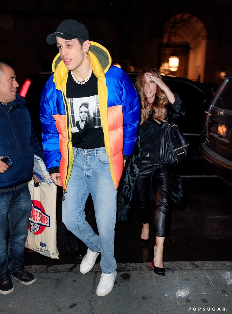 The Flame Is Still Alive! Pete Davidson and Kate