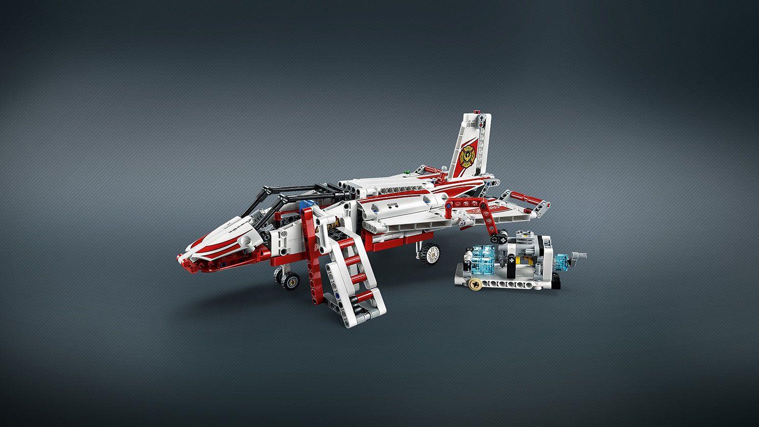 LEGO Technic 42040 Düsenflugzeug