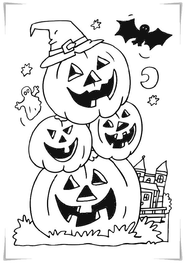 Ausmalbilder Halloween Disney In 2020 Disney Halloween Halloween Printables Halloween 4