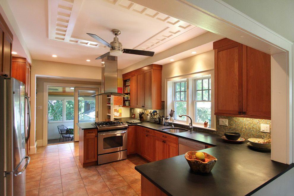 Ceiling Fan In Kitchen Ideas Small U Shaped Kitchens Ceiling Fan In Kitchen Kitchen Decor Pictures