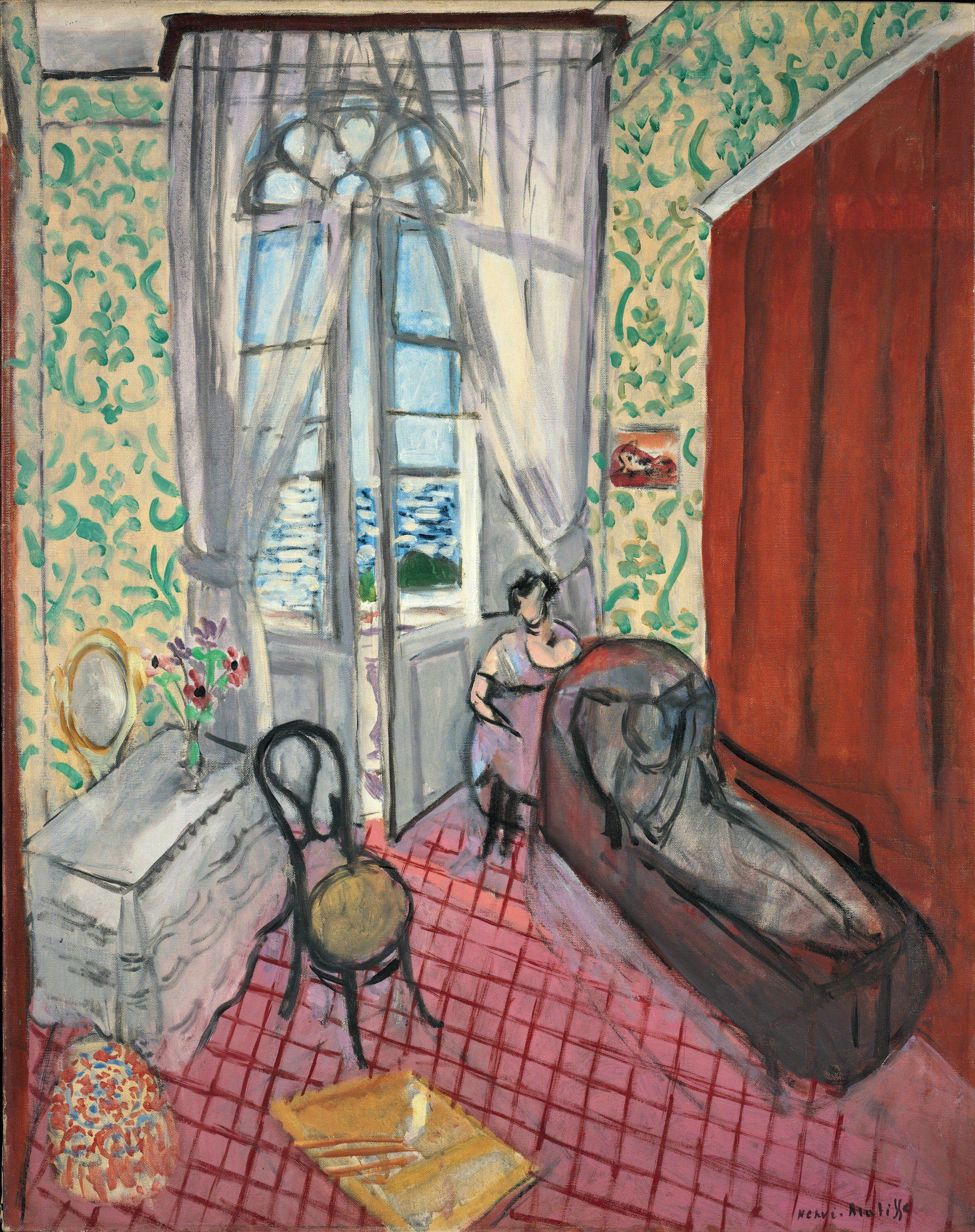 Pin Wilson Durand Henri Matisse In 2019