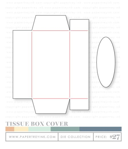 Tissue-Box-Cover-dies | BOX TEMPLATE | Tissue box covers, Tissue