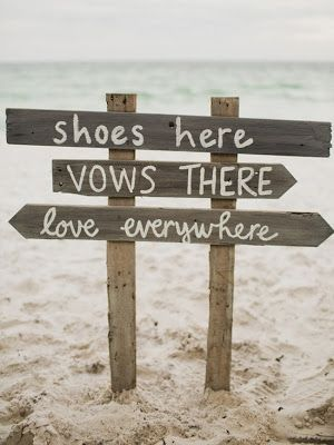 "Posted this link already, but omg! Especially because heels are so hard to wear in sand this would be great. (Or the sign I saw in Waialua, which said, ""Leave shoes here, but no take mo' better one when you leave!"")"