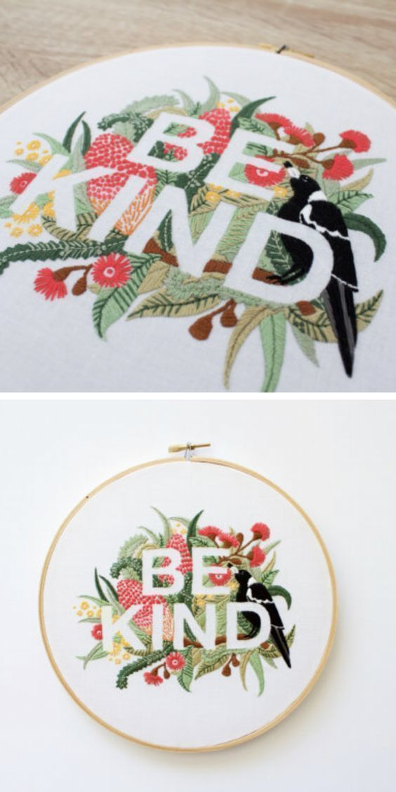 Pin de bfg85 en Stitches | Pinterest | Bordado, Bordado de flores y ...