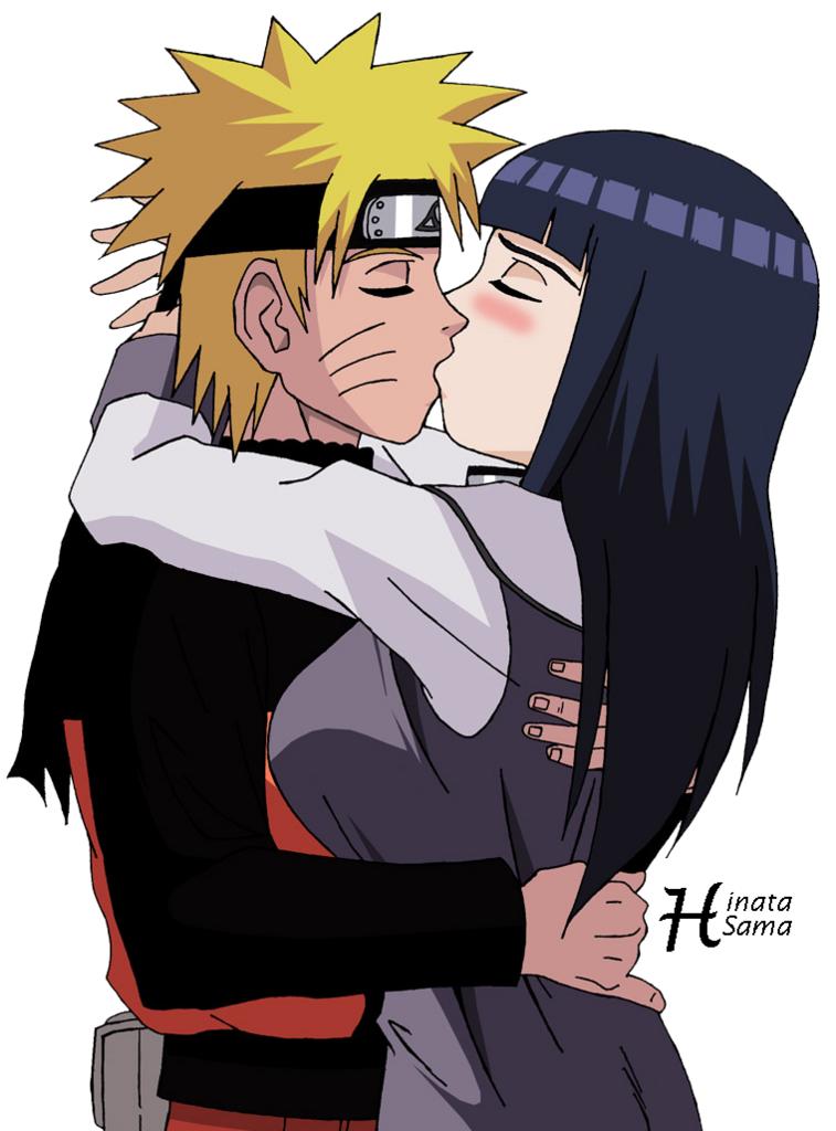 760 Gambar Anime Naruto Dan Hinata Romantis HD Terbaik