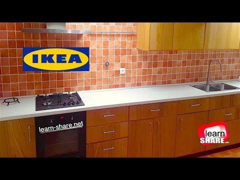 Ikea Metod Kitchen Installation In 10 Minutes Youtube