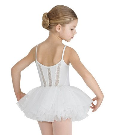 68048440a White Tutu Leotard - Tween  zulily  zulilyfinds