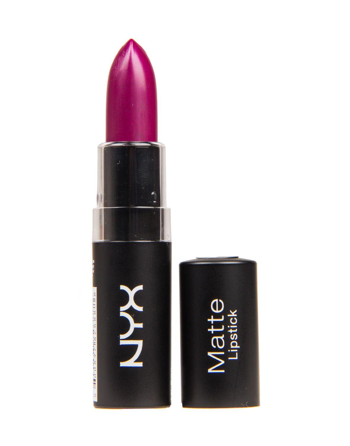 NYX Matte Lipstick - Aria | Nyx rossetti opachi, Bellezza e Trucco