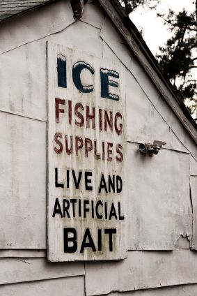 Hook up fishing shop