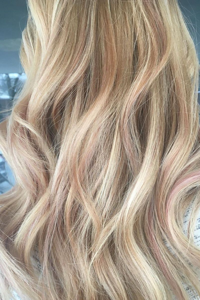 Beautiful Strawberry Blonde Hair Color Ideas With Images
