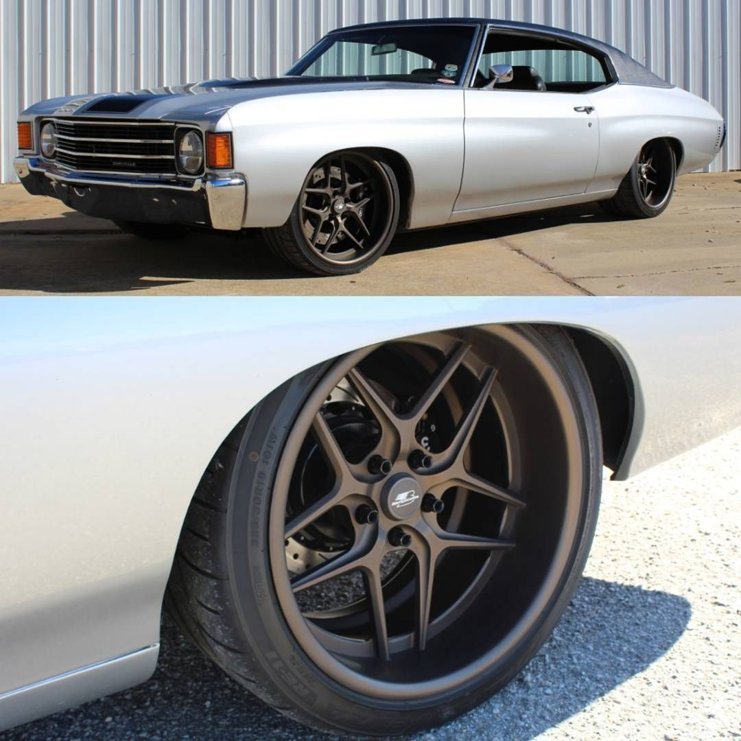 71 Chevelle Becausess By Goolsbycustoms Rocking Some Of Our
