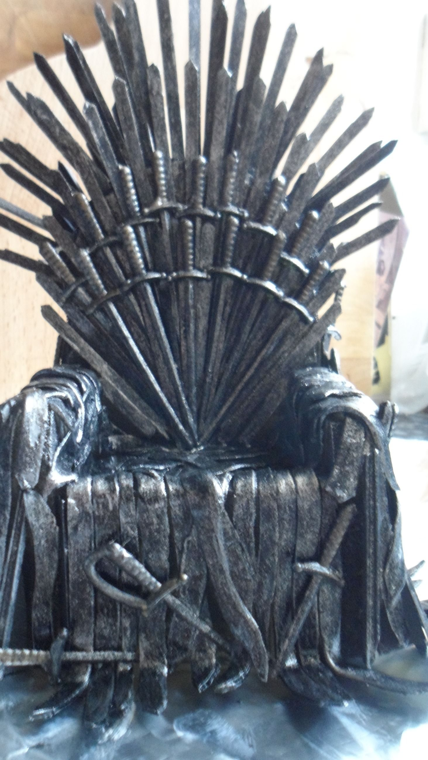 Iron Throne For Your Phone Iron Throne Mini Iron Game Of