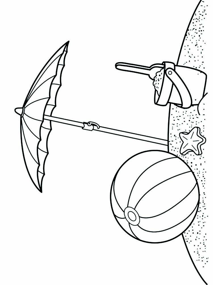 Summer Coloring Sheets Dltk Below Is The Beautiful Beach Coloring Page Collection That You C In 2020 Beach Coloring Pages Summer Coloring Sheets Summer Coloring Pages