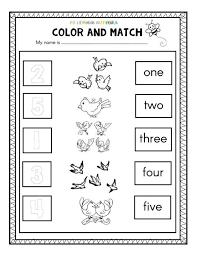 Image Result For Latihan Pra Sekolah Kindergarten Math Worksheets Kindergarten Math Numbers Preschool