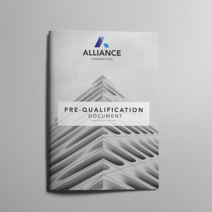Freelance create a sharp sophisticated pre qualifications document business cards reheart Images