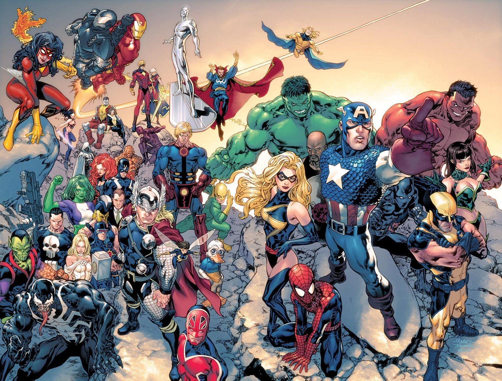 Marvel comics wallpaper marvel comics hd desktop New all hd video