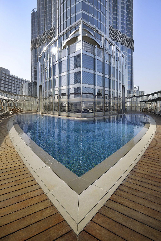Armani Hotel - Dubai Quartered In Glittering