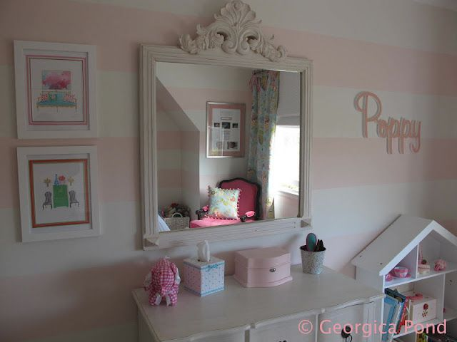 Georgica Pond Interiors Our Home Poppy S Bedroom Pink