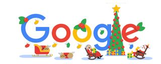 Diciembre 25 2018 Google Christmas Google Doodles Doodles