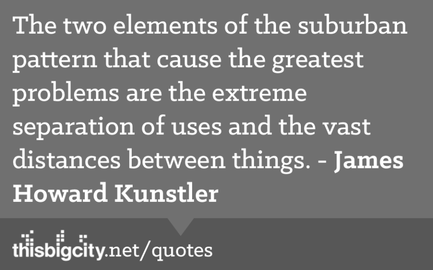 85 Quotes About Cities, Planning, Transport and People