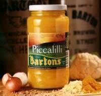 Bartons Piccalilli - yummmmmm