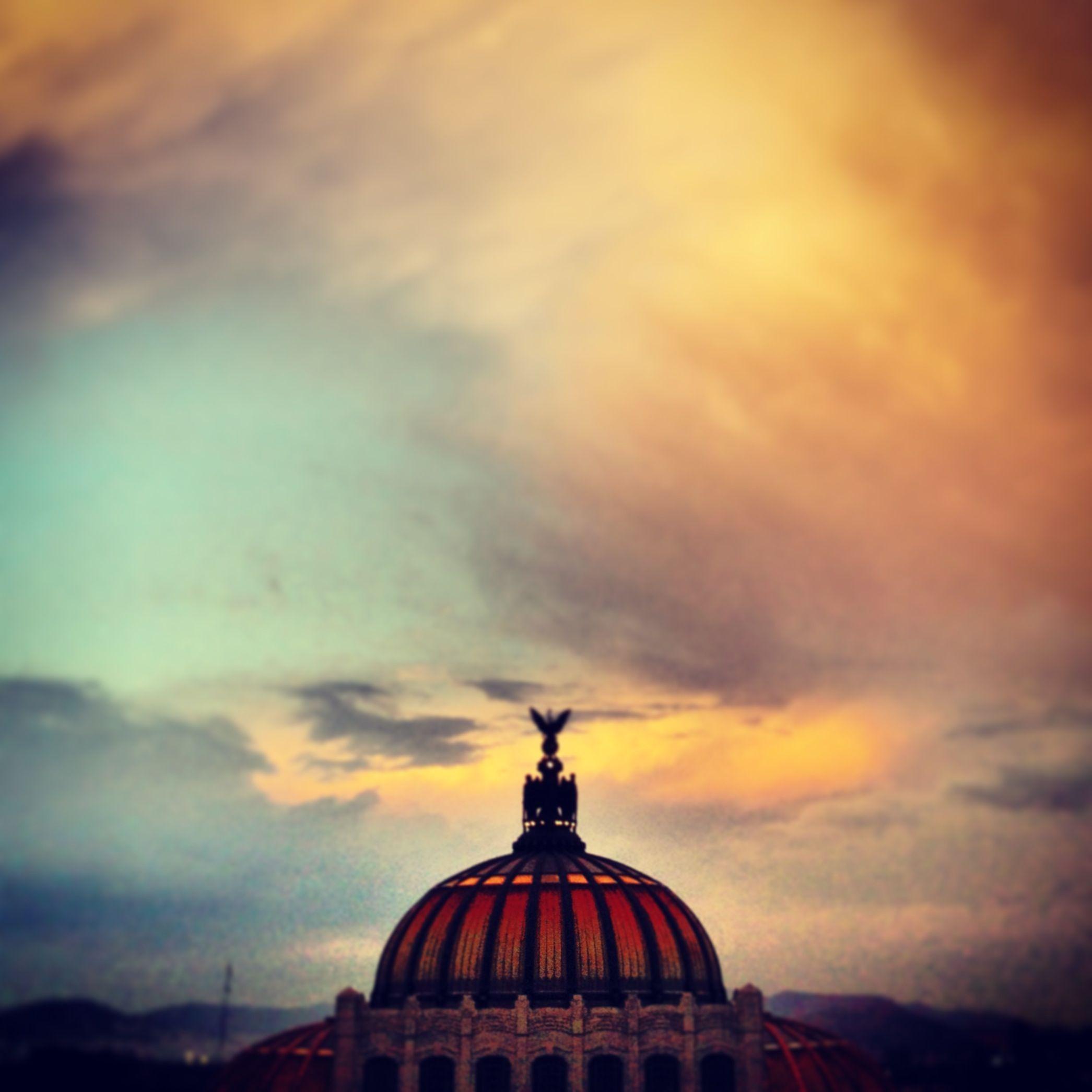 Bellas Artes. México.