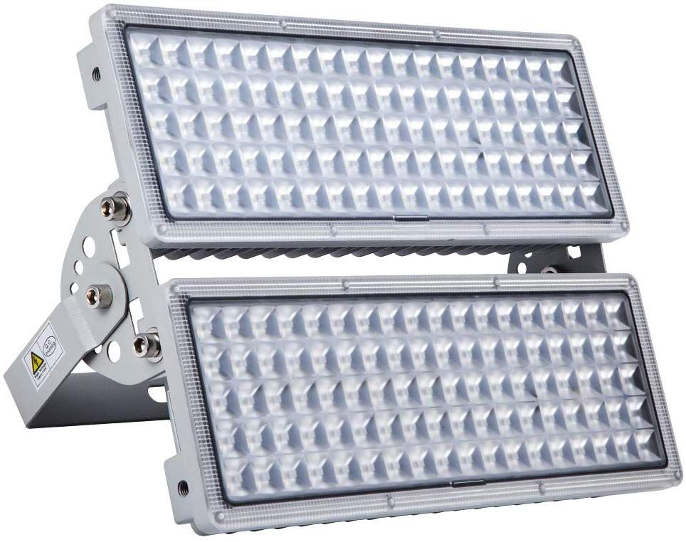 Gdidea Led Flood Light 200w Bright Outdoor Stadium Light Ip67 Waterproof Security Flood Light 20000lm 6500k Cold White Flood Lights Led Flood Outdoor Lighting