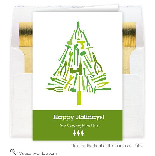 Construction Company Christmas Cards Picswe