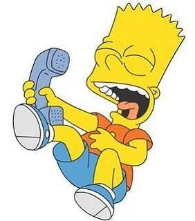 Cuando me cuentan un chiste por teléfono.