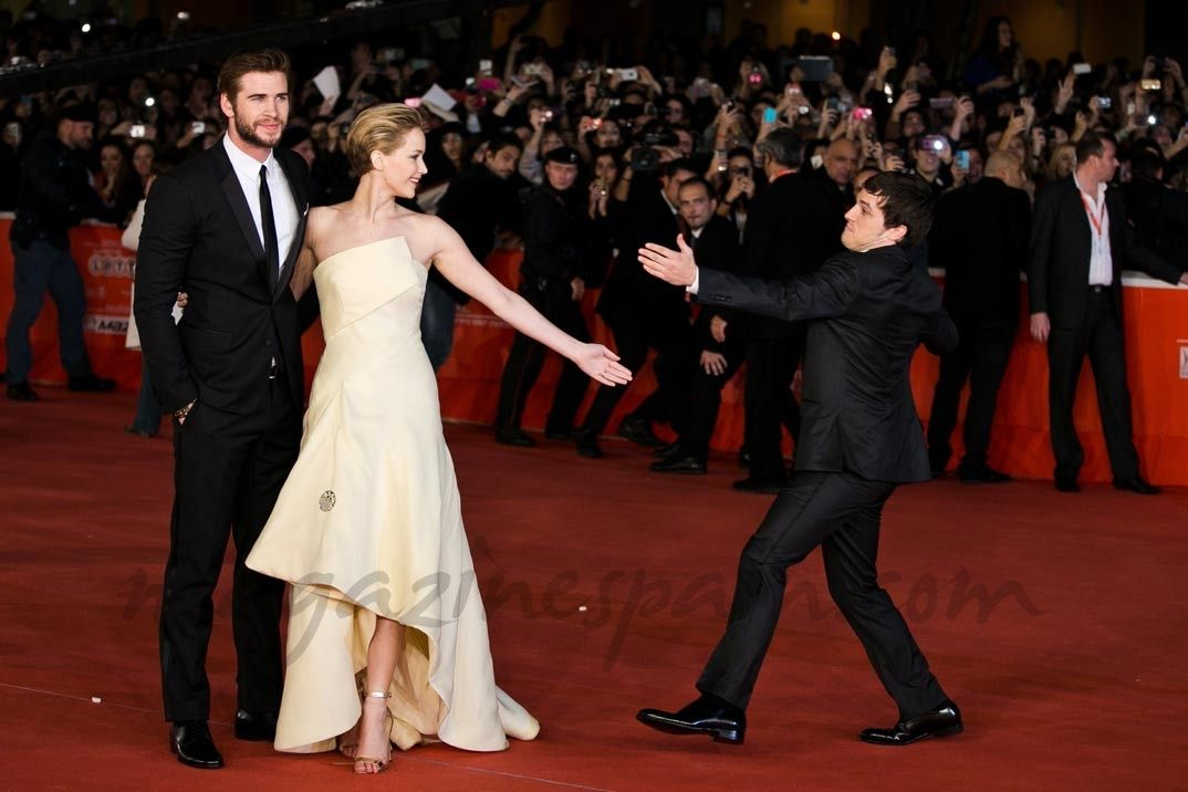 Jennifer Lawrence conquista Roma | people | Jennifer ...