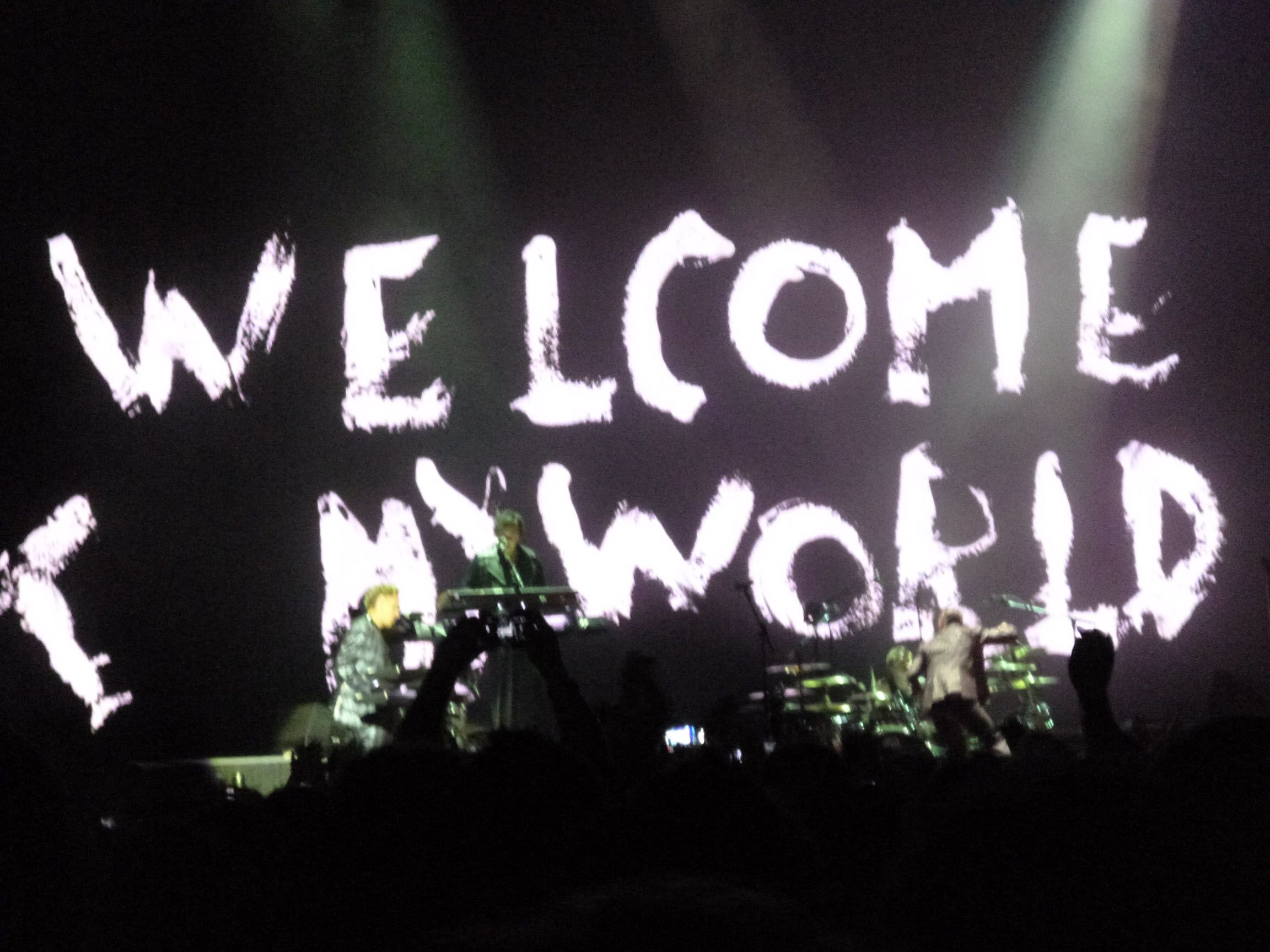 Welcome To My World My World Depeche Mode World