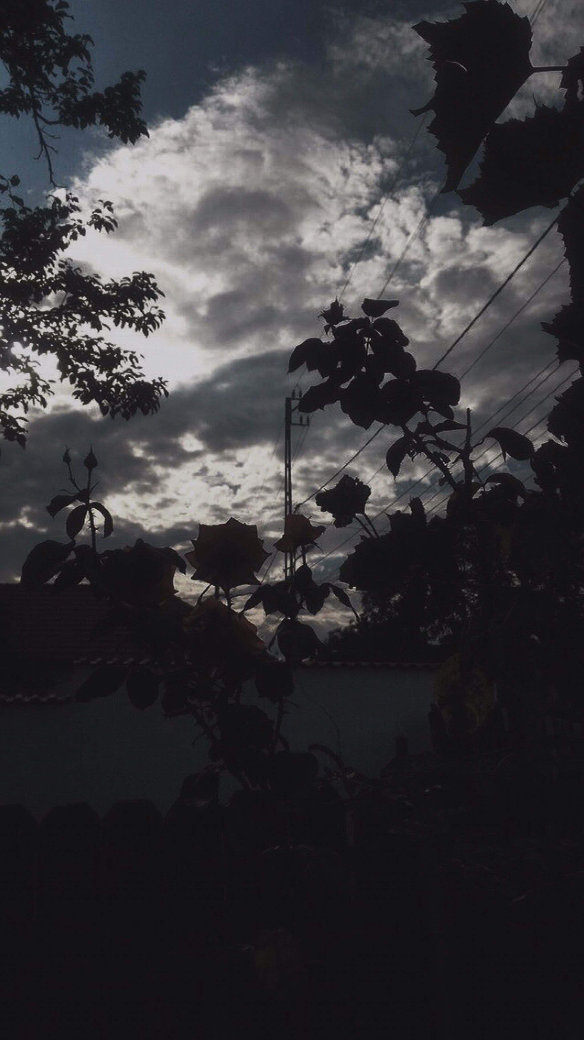 Pin By Ashley On Sky Sky Aesthetic Black Aesthetic Wallpaper Photography Wallpaper
