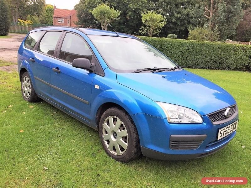 Ford Focus LX 1.8TDCI Estate Spares or Repair #ford #lx #forsale ...