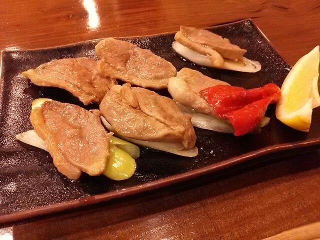 -buckwheat Kota ya- Grilled duck $ 7.00 http://alike.jp/restaurant/target_top/1169851/