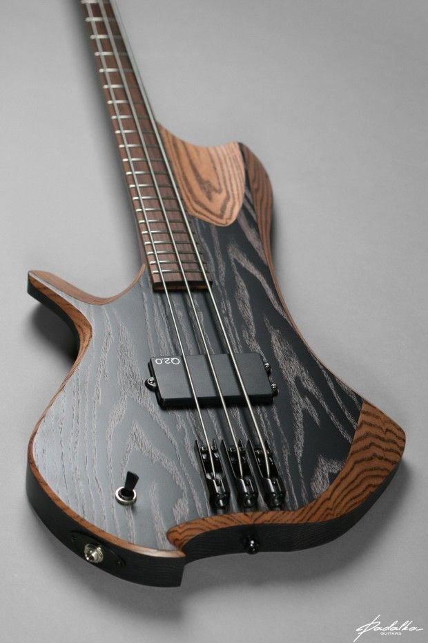 bass of the week padalka guitars ennea hotchkiss 3 string bass bass culture tools of the. Black Bedroom Furniture Sets. Home Design Ideas