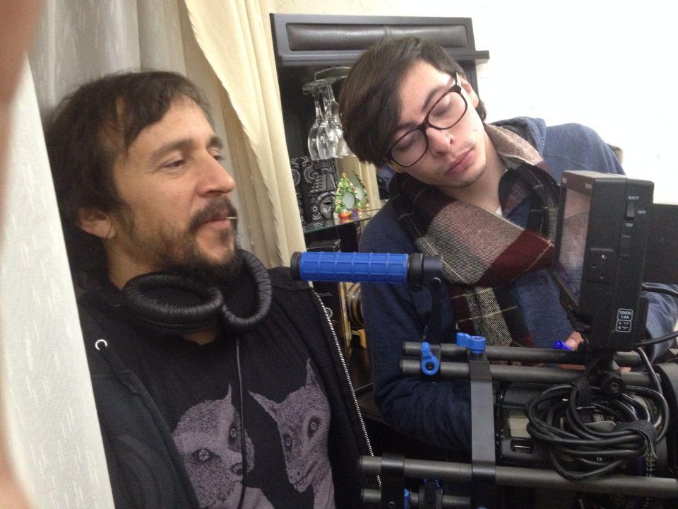 Director de fotografía y 1er asistente