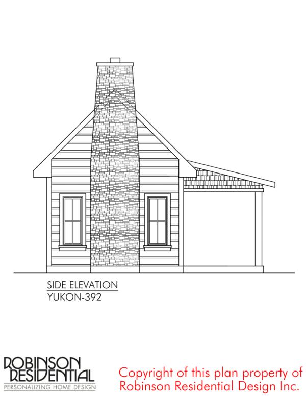 The Yukon Tiny House Plans by Robinson Residential | Tiny house ...