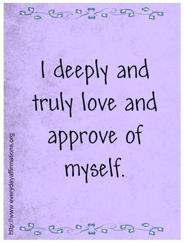 Dating Affirmations & Quotes For Men & Women