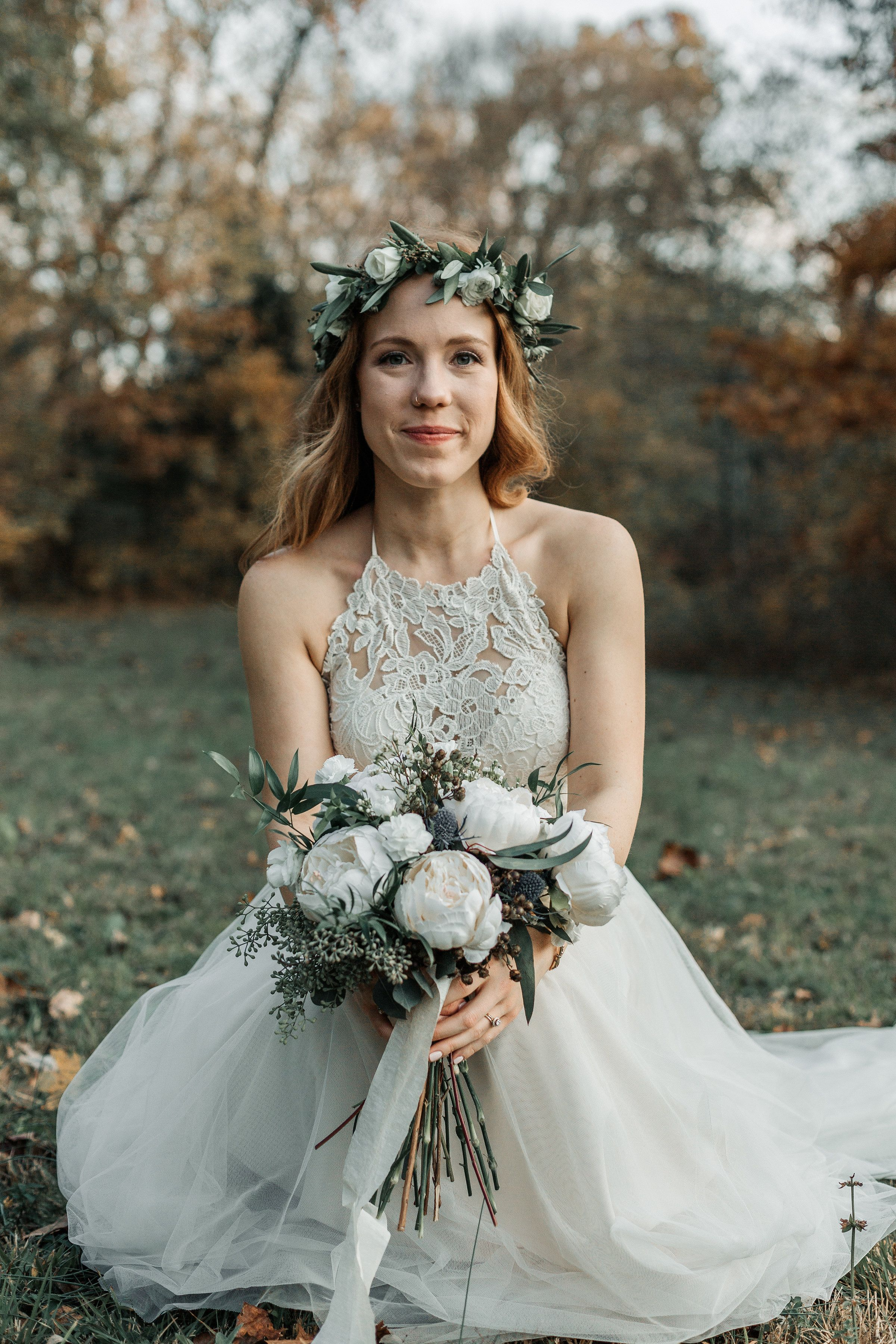 Bhldn wedding dress flower crown november wedding fall wedding bhldn wedding dress flower crown november wedding fall wedding tennessee wedding ombrellifo Image collections