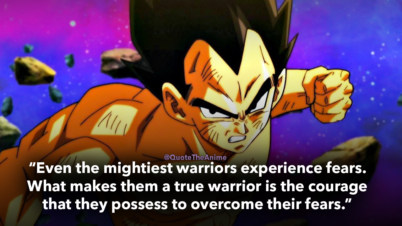 15 Best Vegeta Quotes Inspring Savage Funny 2019 Qta Savage Funny Dragon Ball Slavery Today