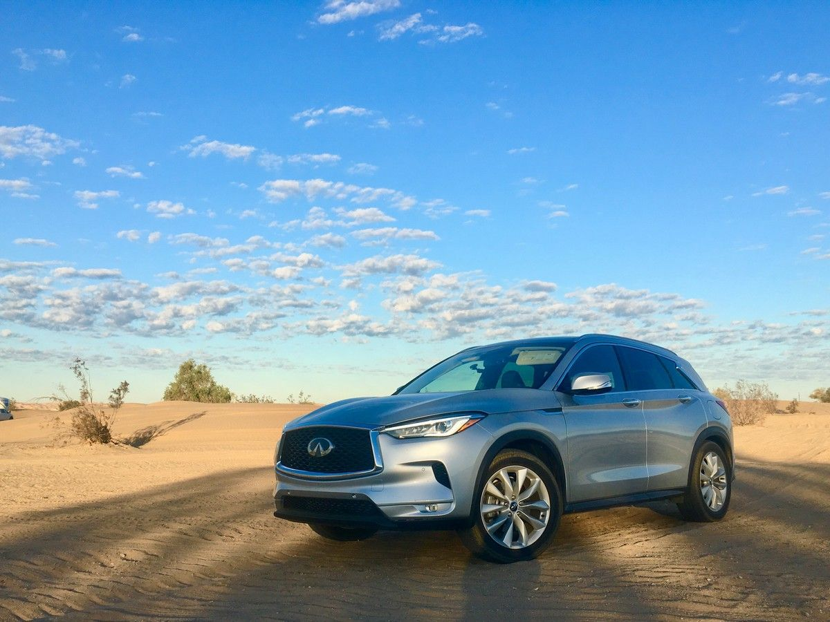 2019 infiniti qx50 essential awd ownership review