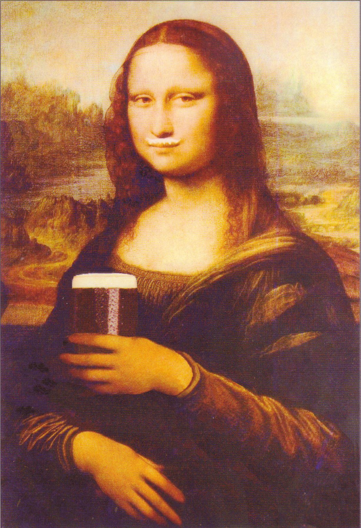 Mona Lisa McGuinness - Ireland